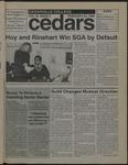 Cedars, February 24, 1995 by Cedarville College