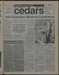 Cedars, April 4, 1995