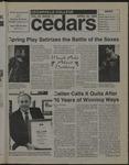Cedars, April 25, 1995