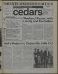 Cedars, May 5, 1995