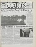 Cedars, May 19, 1995