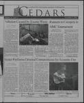 Cedars, November 1, 2002 by Cedarville University