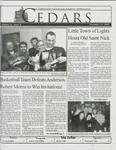Cedars, December 13, 2002 by Cedarville University