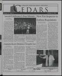 Cedars, January 31, 2003 by Cedarville University