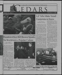 Cedars, February 14, 2003 by Cedarville University