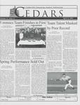 Cedars, April 11, 2003 by Cedarville University