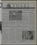 Cedars, May 2, 2003 by Cedarville University