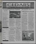 Cedars, September 16, 2003 by Cedarville University