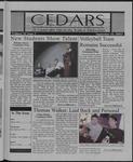 Cedars, September 26, 2003 by Cedarville University