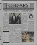 Cedars, December 8, 2003 by Cedarville University
