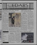 Cedars, January 23, 2004 by Cedarville University
