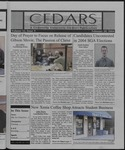 Cedars, February 20, 2004 by Cedarville University
