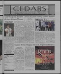 Cedars, March 5, 2004 by Cedarville University