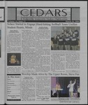 Cedars, March 26, 2004 by Cedarville University