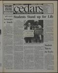 Cedars, October 6, 1995