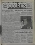 Cedars, November 17, 1995 by Mark D. Weinstein