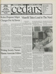 Cedars, February 9, 1996 by Cedarville College