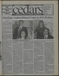 Cedars, February 23, 1996 by Cedarville College