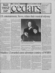 Cedars, May 24, 1996 by Cedarville College