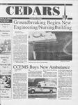 Cedars, April 11, 1991 by Cedarville College
