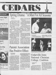 Cedars, April 25, 1991