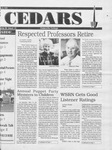 Cedars, May 9, 1991