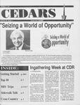 Cedars, October 3, 1991 by Cedarville College