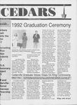 Cedars, June 1, 1992