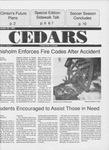 Cedars, November 20, 1992