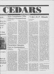 Cedars, February 19, 1993 by Cedarville College