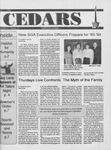 Cedars, April 7, 1993 by Cedarville College