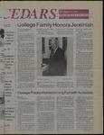Cedars, October 15, 1993 by Cedarville College