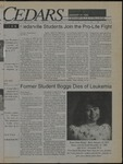 Cedars, January 21, 1994 by Cedarville College