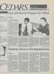 Cedars, April 12, 1994 by Cedarville College