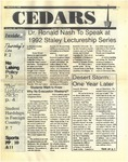 Cedars, February 6, 1992