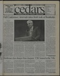 Cedars, October 4, 1996 by Cedarville College