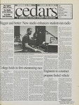 Cedars, December 6, 1996 by Cedarville College