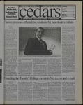 Cedars, February 21, 1997 by Cedarville College