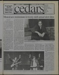 Cedars, March 7, 1997 by Cedarville College