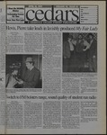 Cedars, April 18, 1997 by Cedarville College