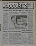 Cedars, May 2, 1997 by Cedarville College
