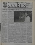 Cedars, November 21, 1997 by Cedarville College