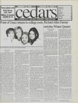 Cedars, January 23, 1998 by Cedarville College