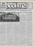 Cedars, May 15, 1998 by Cedarville College