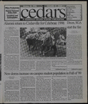 Cedars, October 23, 1998 by Cedarville College