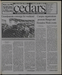 Cedars, November 20, 1998 by Cedarville College
