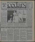 Cedars, February 5, 1999 by Cedarville College