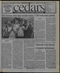 Cedars, May 7, 1999 by Cedarville College