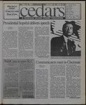 Cedars, May 21, 1999 by Cedarville College