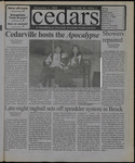 Cedars, November 5, 1999 by Cedarville College